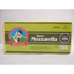 Muzzarella Don Santi x 4 kg