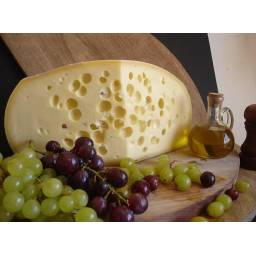Queso Emmenthal  x 1 kgr Naturalia