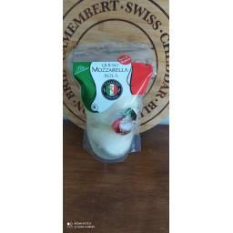 Queso Muzzarella Artesanal x 250 gr (1 bola)