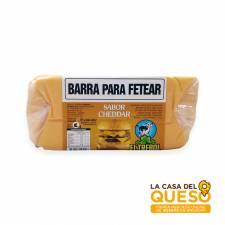 Barra Cheddar Trebol 2 kg