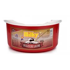 Dulce de leche Milky repostero x 4,5 kg