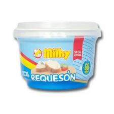 Queso Requeson Milky x 230 gr Sin Sal