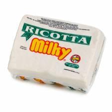 Ricotta Milky en hormitas de 400 gr aprox
